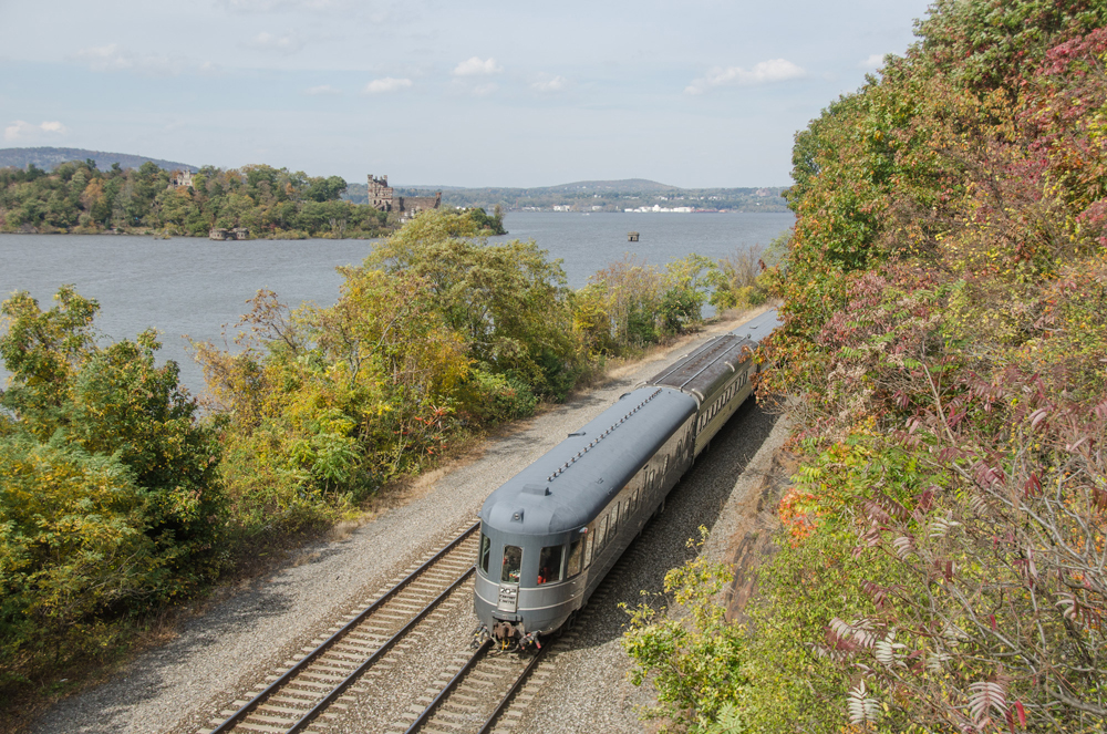 Hickory Creek on Amtrak Empire Serivce Hudson